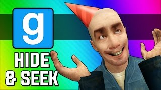 Gmod Hide and Seek Funny Moments - Oooo Meter, Pizza Vs. Chicken, 100 Dollar Spot (Garry's Mod)