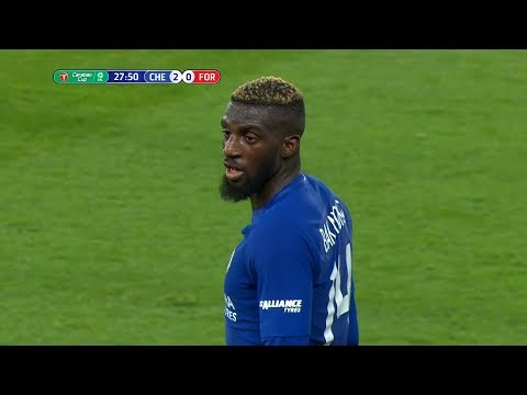 Tiemoue Bakayoko vs Nottingham Forest (Home) 20/09/2017 HD 1080i