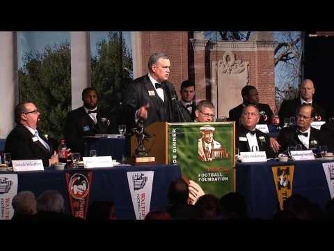 Matt Millen, 2013 Walter Camp Football Foundation Man of the Year Award