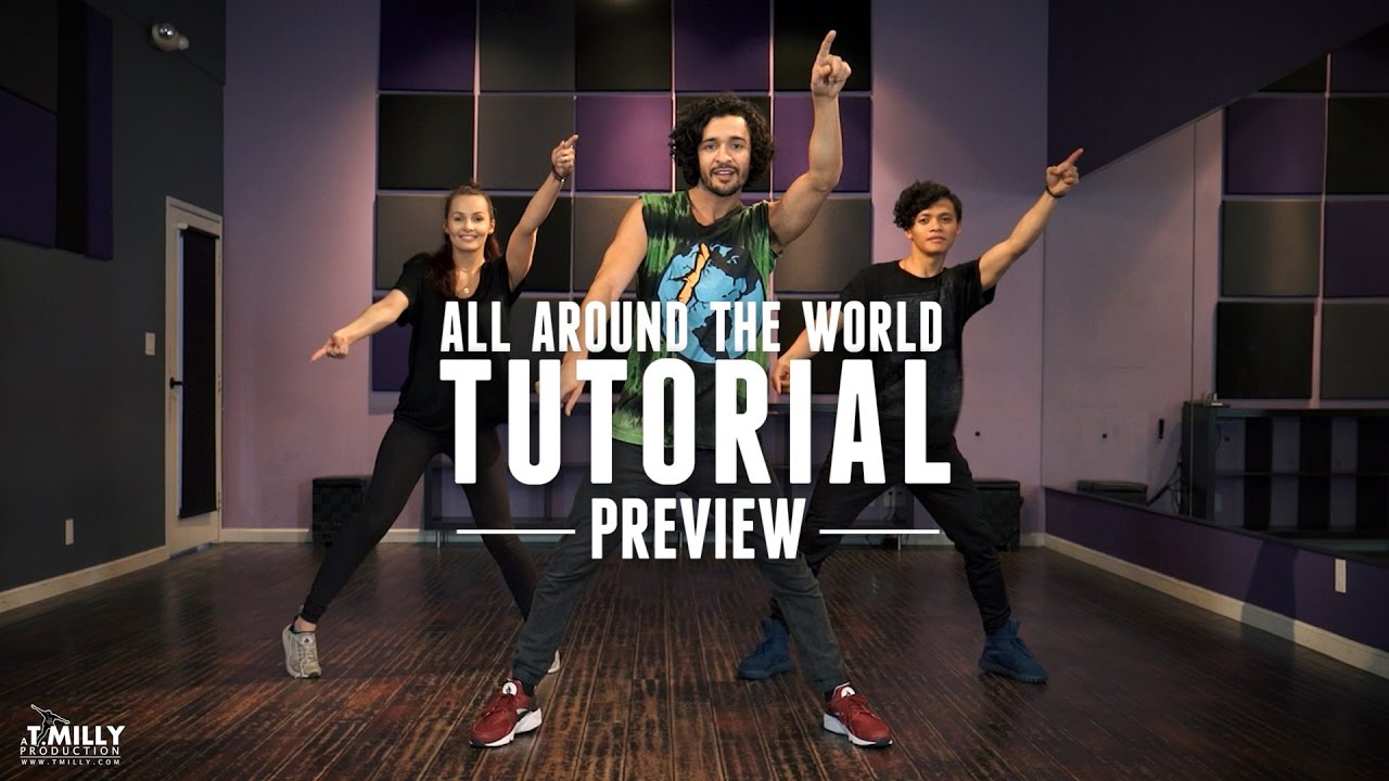 Dance tutorial preview justin bieber all around the world dance tutorial preview justin bieber all around the world choreography by alexander chung youtube baditri Images