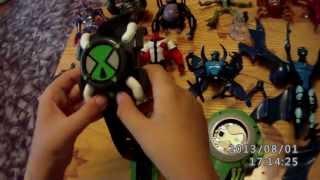 Видеообзор игрушек Бен 10(, 2013-08-01T11:34:49.000Z)