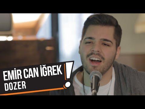 Emir Can İğrek - Dozer (B!P Akustik)