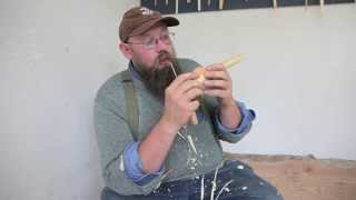 Barn The Spoon - Sells Hand-whittled Spoons For 15 Bucks And Up