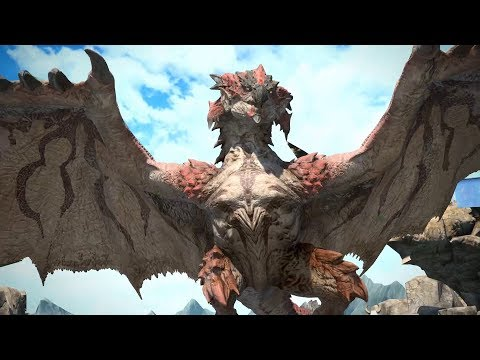 FFXIV x MHW OST - Rathalos' Theme (The Great Hunt)