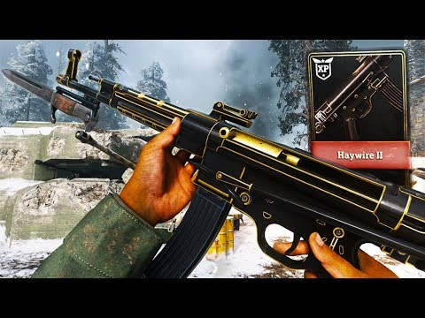 "UNLOCKING MY FIRST ""HEROIC"" WEAPON VARIANT IN WW2! (COD WW2 Heroic STG-44 Weapon Gameplay)"
