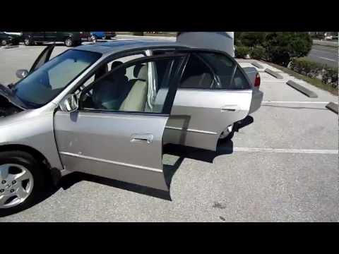 SOLD 1998 Honda Accord EX V-TEC Meticulous Motors Inc Florida For Sale
