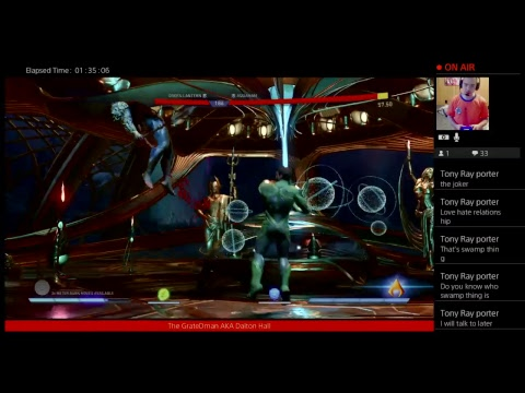 TheGreatDMan Playing InJustice 2 The Legendary Edition [New ]
