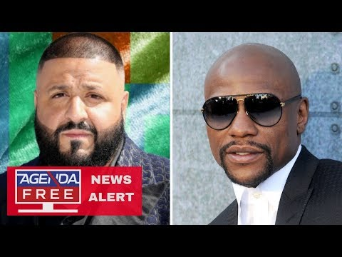 Floyd Mayweather & DJ Khaled Charged by SEC - LIVE COVERAGE Mp3