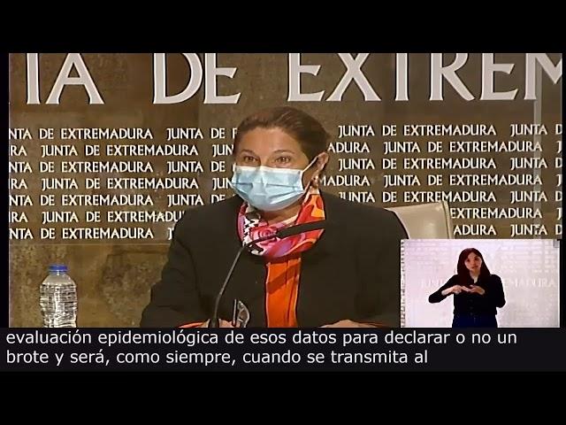 La vicepresidenta primera y consejera de Hacienda y Administración Pública, Pilar Blanco-Morales, co
