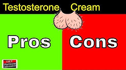 Scrotal Application Of Testosterone Cream: Pros and Cons