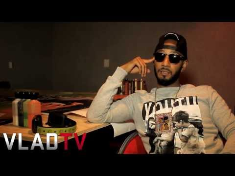 Swizz Beatz Talks Success Breeding Hate