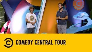 Quando lei ti chiede di comprare gli assorbenti - Panpers - Comedy Central Tour