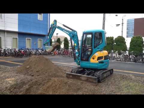 小型車両系建設機械 整地 資格取得 講習 新潟 専門学校