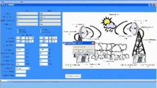 Microwave Radio Link Planning Tool
