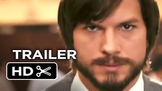 Jobs Official Trailer #2 (2013) - Ashton Kutcher Movie HD thumbnail