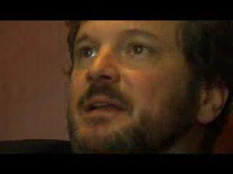 Michael Winterbottom & Colin Firth-Genova