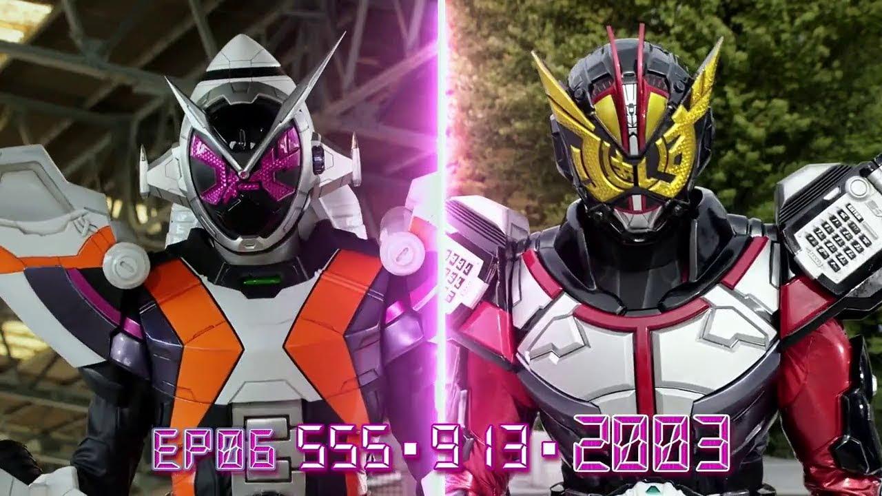 Jikai! Kamen Rider Zi-O! ~Ep 6~ [RAW]