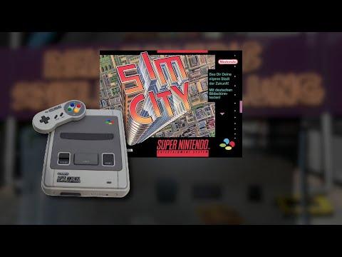 Gameplay : SimCity [SNES]
