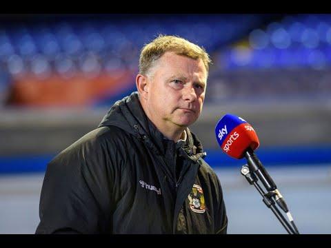 Mark Robins | Blackburn Rovers Reaction