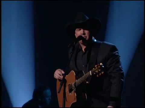 George Jones - Kennedy Center Honors 2008 - Part Two - Garth Brooks