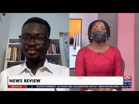 President Akufo-Addo's Lawyer breaks silence on $5m Bribery Saga - AM Newspaper Headlines (21-7-21)