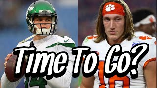 If The Jets Land The #1 Pick Should They Draft Trevor Lawrence?
