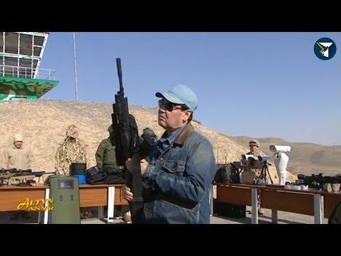 Президент Туркменистана в очередной раз посетил одну из пограничных застав страны (видео)
