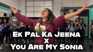 Ek Pal Ka Jeena x You Are my Sonia   Hrithik Roshan   Bollywood Dance   Sneha Desai Choreography