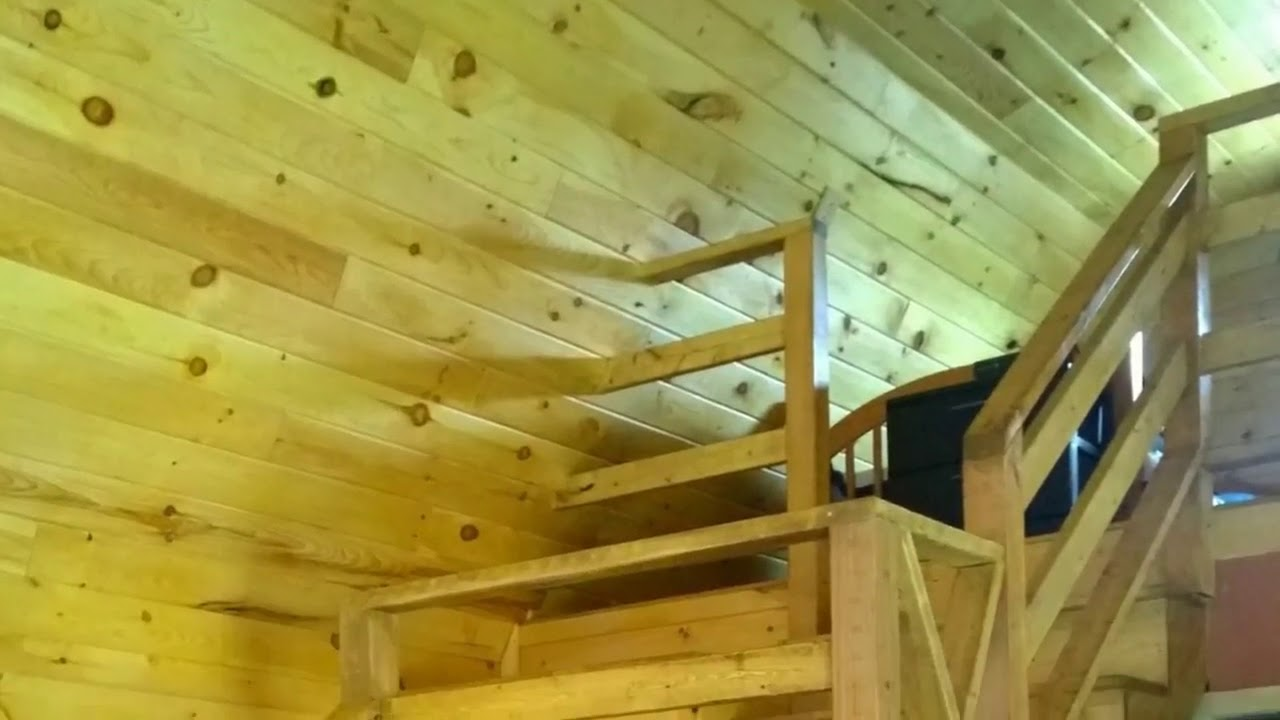 16 x 32 Lofted Barn Absolutely Small House Design