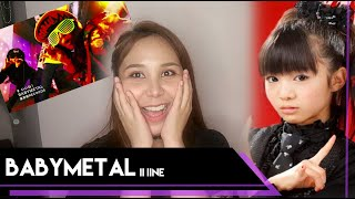 More babymetal! It has been a while since the last babymetal video but here's the fox hole again! #BABYMETAL #IINE #REACTION ☆ Krisan Follow Me On ...