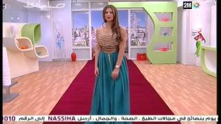 Repeat youtube video صباحيات   إبداعات القفطان المغربي   زكية البراق   الأربعاء 12 نونبر 2014
