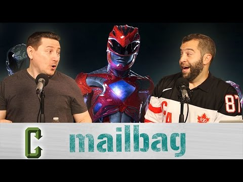 Is Power Rangers Guaranteed A Sequel - Collider Mail Bag