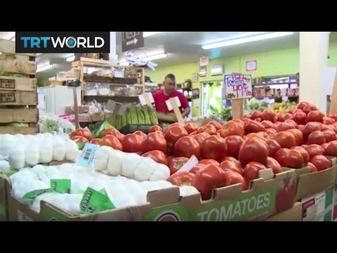 Tomato Wars: US tomato growers struggle with Mexico