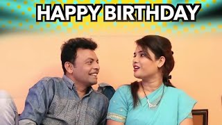 Happy Birthday DK Digital |Jitu Pandya |Greva Kansara Jokes Tamara Style Aamari