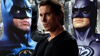 7 Batman Actors Ranked