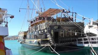 Part 3 Zakynthos, Greece, Le Lyrial Cruise