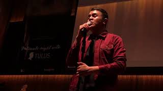 TULUS - PAMIT (LIVE at Intimate Night with TULUS, 140218)