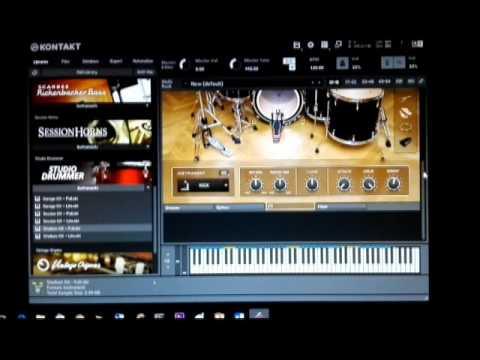 Studio Drummer full download vst kontakt