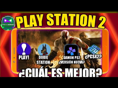 PS2 en ANDROID