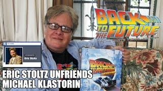 Eric Stoltz Unfriends Michael Klastorin - Bonus Clip 1