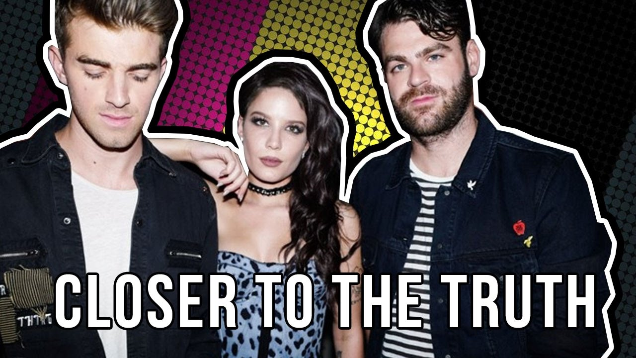 Sy Spandau The Chainsmokers Ft Halsey X Spandau Ballet Closer To The Truth Flipboitamidles Mashup