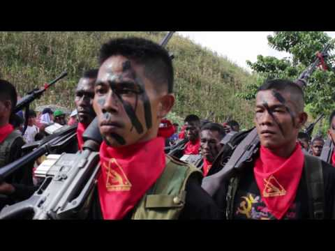 Pulang Bagani Battalion leads celebration of CPP's 48th anniversary