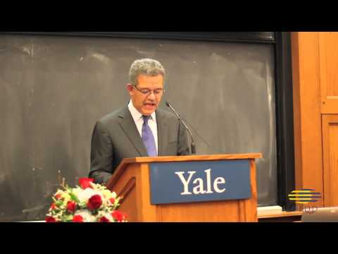President Fernandez at Yale University: In the 21st Century Does Latin America Matter?