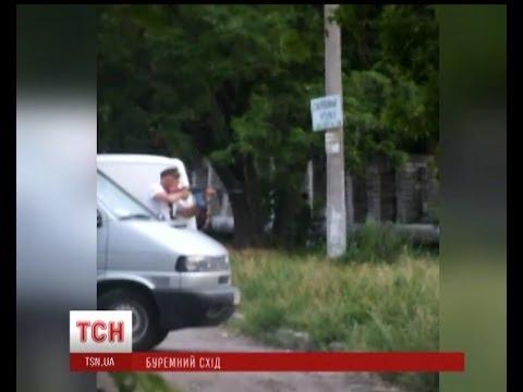 У Луганську терористи...