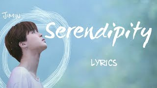 Video BTS Jimin - 'Intro: Serendipity' [Han|Rom|Eng lyrics] download MP3, 3GP, MP4, WEBM, AVI, FLV Juli 2018