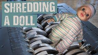 Shredding Doll - Shredding Stuff