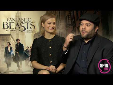 Fantastic Beasts Star Dan Fogler & Alison Sudol on Plan B