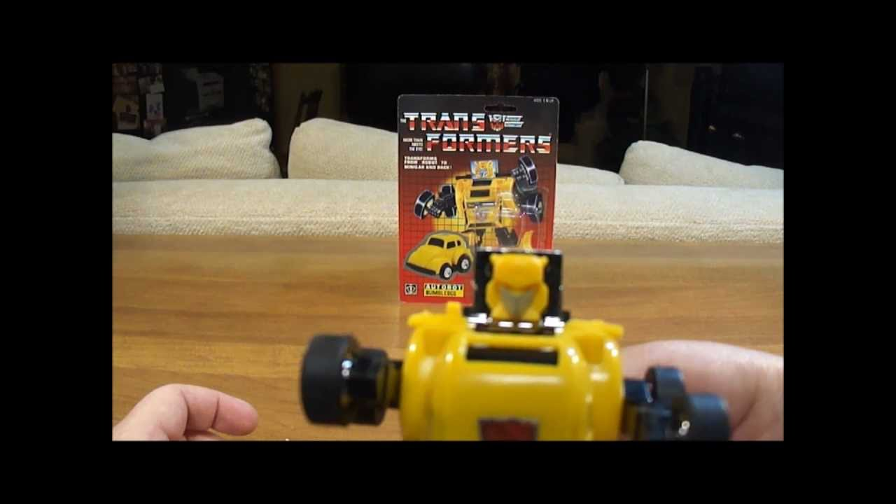 G transformers review bumblebee transformer youtube