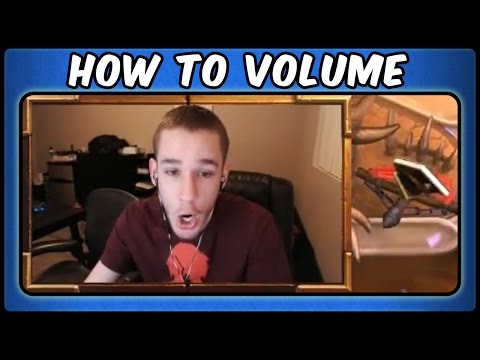 How To Lower Volume