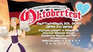 Youngstown Saxon Club Oktoberfest 2012 - Youngstown, Ohio